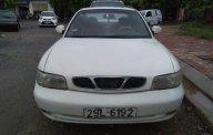 Cần bán gấp Daewoo Nubira đời 1998, màu trắng, nhập khẩu nguyên chiếc, giá tốt 28triệu giá 28 triệu tại Hà Nội