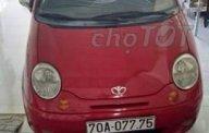 Bán Daewoo Matiz SE đời 2007, màu đỏ giá 125 triệu tại Tây Ninh