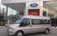 Cần bán xe Ford Transit tiêu chuẩn đời 2018, màu vàng, giá tốt, giao xe tại Đà Nẵng giá 872 triệu tại Đà Nẵng
