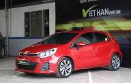 Cần bán xe Kia Rio 1.4AT đời 2015, màu đỏ giá 506 triệu tại Tp.HCM