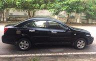 Cần bán lại xe Daewoo Lacetti 2009, màu đen còn mới giá 230 triệu tại Hà Nội