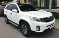 Cần bán Kia Sorento 2.2AT 2018, màu trắng số tự động giá 970 triệu tại Tp.HCM