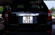 Cần bán lại xe Chevrolet Captiva đời 2008, màu đen giá cạnh tranh giá 295 triệu tại Thanh Hóa