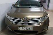 Bán xe Toyota Venza 2.7 LE sản xuất năm 2009, màu nâu, nhập khẩu như mới  giá 850 triệu tại Tp.HCM