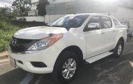 Cần bán Mazda BT 50 năm 2014, màu trắng ít sử dụng giá 495 triệu tại Tp.HCM