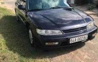 Bán Honda Accord sản xuất năm 1994, màu đen, nhập khẩu, giá tốt giá 215 triệu tại Tây Ninh