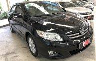 Bán Toyota Corolla Altis 1.8AT đời 2010, màu đen, giá tốt giá 500 triệu tại Tp.HCM