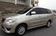 Bán ô tô Toyota Innova E đời 2013, màu vàng, 498 triệu chính chủ Hà Nội giá 498 triệu tại Hà Nội