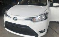 Bán ô tô Toyota Vios E đời 2018 màu trắng, giá 468triệu nhập khẩu nguyên chiếc giá 468 triệu tại Tp.HCM