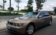 Bán BMW 7 Series 730 LI năm sản xuất 2003, màu nâu, giá tốt giá 340 triệu tại Tp.HCM