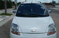 Cần bán xe Chevrolet Spark 08. MT đời 2009, màu trắng giá 158 triệu tại Tp.HCM