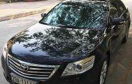 Bán Toyota Camry sản xuất năm 2011, màu đen, xe nhập giá 650 triệu tại Hải Phòng