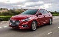 Bán Hyundai Accent năm sản xuất 2018, màu đỏ  giá 499 triệu tại Bình Dương