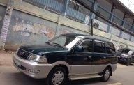 Cần bán xe Toyota Zace 2005 số sàn màu xanh đen giá 273 triệu tại Tp.HCM