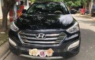 Bán Hyundai Santa Fe sản xuất năm 2012, màu đen siêu tiết kiệm giá 830 triệu tại Hà Nội