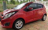 Cần bán Chevrolet Spark LTZ tự động năm sản xuất 2015, màu đỏ xe đẹp bao sang tên giá 275 triệu tại Đồng Nai