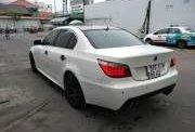 Bán BMW 5 Series đời 2009, màu trắng, xe nhập, 590 triệu giá 590 triệu tại Tp.HCM