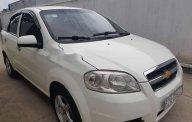Cần bán Chevrolet Aveo MT đời 2012, màu trắng, xe nhập  giá 235 triệu tại Tp.HCM