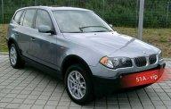 Cần bán lại xe BMW X3 sản xuất năm 2007, nhập khẩu giá 520 triệu tại Tp.HCM