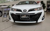 Bán ô tô Toyota Yaris 1.5G sản xuất 2017, màu trắng, xe nhập, giá 630tr giá 630 triệu tại Hà Nội