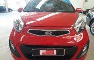 Bán Kia Picanto 1.2AT đời 2014, màu đỏ giá thương lượng với khách hàng có nhu cầu mua xe giá 330 triệu tại Tp.HCM