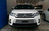 Giao ngay xe mới nhập khẩu Mỹ Toyota Highlander LE màu trắng, giấy tờ đầy đủ giá 2 tỷ 575 tr tại Hà Nội