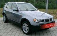 Cần bán lại xe BMW X3 đời 2007, nhập khẩu nguyên chiếc   giá 520 triệu tại Tp.HCM