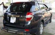 Cần bán Chevrolet Captiva MT sản xuất năm 2008, màu đen   giá 330 triệu tại Tp.HCM