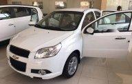 Bán ô tô Chevrolet Aveo LT sản xuất 2018, màu trắng, giá 385tr giá 385 triệu tại Hà Nội