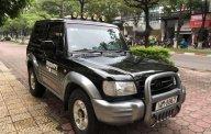 Bán Hyundai Galloper 2003, màu đen  giá 135 triệu tại Hà Nội