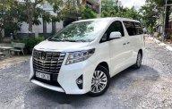Cần bán Toyota Alphard đời 2010, màu trắng giá 1 tỷ 980 tr tại Tp.HCM
