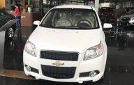 Cần bán Chevrolet Aveo sản xuất năm 2018, màu trắng, 459 triệu giá 459 triệu tại Tp.HCM