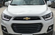 Cần bán xe Chevrolet Captiva sản xuất 2016 màu trắng giá 680 triệu tại Hà Nội