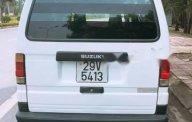 Cần bán Super Carry Van 7 chỗ màu trắng, tên tư nhân chính chủ từ đầu, đời 2004 giá 140 triệu tại Hà Nội