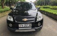 Bán Chevrolet Captiva MT đời 2008, màu đen  giá 275 triệu tại Ninh Bình