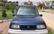 Cần bán gấp Suzuki Vitara 1.6 MT 2003, màu xanh lam  giá 145 triệu tại Vĩnh Phúc