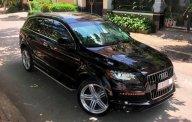 Cần bán Audi Q7 Quattro Sline Premium năm sản xuất 2011, màu đen, nhập khẩu giá 1 tỷ 490 tr tại Tp.HCM