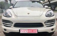 Bán Porsche Cayenne 3.6 AT năm sản xuất 2015, màu trắng, xe nhập giá 2 tỷ 150 tr tại Hà Nội