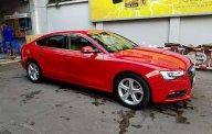 Bán Audi A5 Quattro 2.0T năm sản xuất 2013, màu đỏ, nhập khẩu nguyên chiếc giá 1 tỷ 250 tr tại Tp.HCM