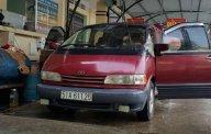 Bán Toyota Previa năm sản xuất 1990, màu đỏ chính chủ giá 125 triệu tại Tp.HCM