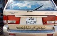 Cần bán Ssangyong Musso sản xuất năm 2002 giá 145 triệu tại Phú Yên