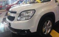 Cần bán Chevrolet Orlando năm 2018, màu trắng, giá tốt giá 699 triệu tại Tp.HCM