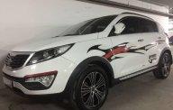 Bán Kia Sportage Limited 2.0 đời 2012, màu trắng, nhập khẩu giá Giá thỏa thuận tại Hà Nội