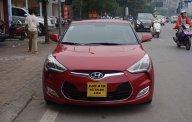 Cần bán Hyundai Veloster 1.6AT sản xuất năm 2011, màu đỏ, nhập khẩu nguyên chiếc giá 495 triệu tại Hà Nội