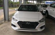 Bán xe Hyundai Accent 1.4AT năm 2018, màu trắng, giao xe ngay, hỗ trợ sâu. Lh 0973.160.519 giá 499 triệu tại Hà Nội