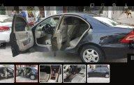 Bán Mercedes năm 2002, màu đen xe gia đình giá cạnh tranh giá 225 triệu tại Đà Nẵng