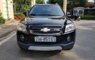 Cần bán lại xe Chevrolet Captiva LTZ năm 2008, màu đen chính chủ giá 320 triệu tại Hà Nội