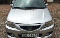Chính chủ bán xe Mazda Premacy 2003, màu bạc giá 190 triệu tại Hà Nội