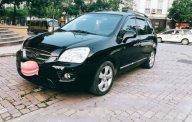 Bán Kia Carens đời 2009, màu đen  giá 295 triệu tại Hà Nội