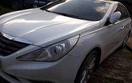 Bán Hyundai Sonata sản xuất năm 2010, màu trắng giá 495 triệu tại Hà Nội